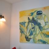 Frensjerhofke te koop schilderij Lady Lucky