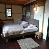 huisje de Merel  master bedroom
