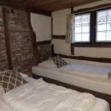 vakantiehuisje de Merel, slaapkamer 2