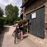 Frensjerhofke vakantiewoningen fietstocht